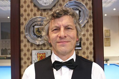 Martin Spoormans gewann beide Partien am Wochenende