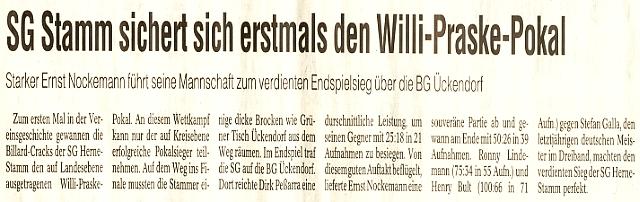 WAZ - Bericht v. 17.07.2004