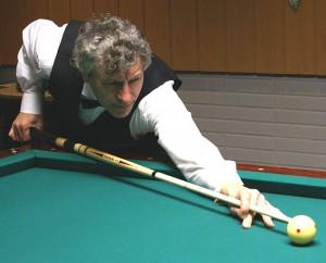 Martin Spoormans gewann gegen Jens Eggers mit einer Weltklasseleistung
