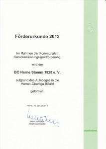 Förderurkunde2013