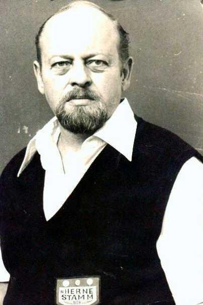 Günter Lawrenz Westfalenmeister 1971